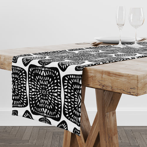 Tribe Table Runner