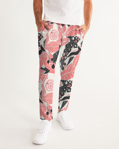 Coral Bloom Unisex Joggers