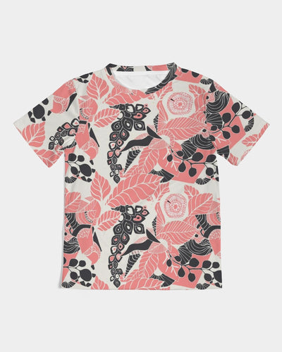 Coral Bloom Kids Tee
