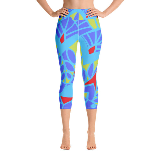 Masti Capri Leggings