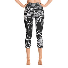 Jungle City Capri Leggings
