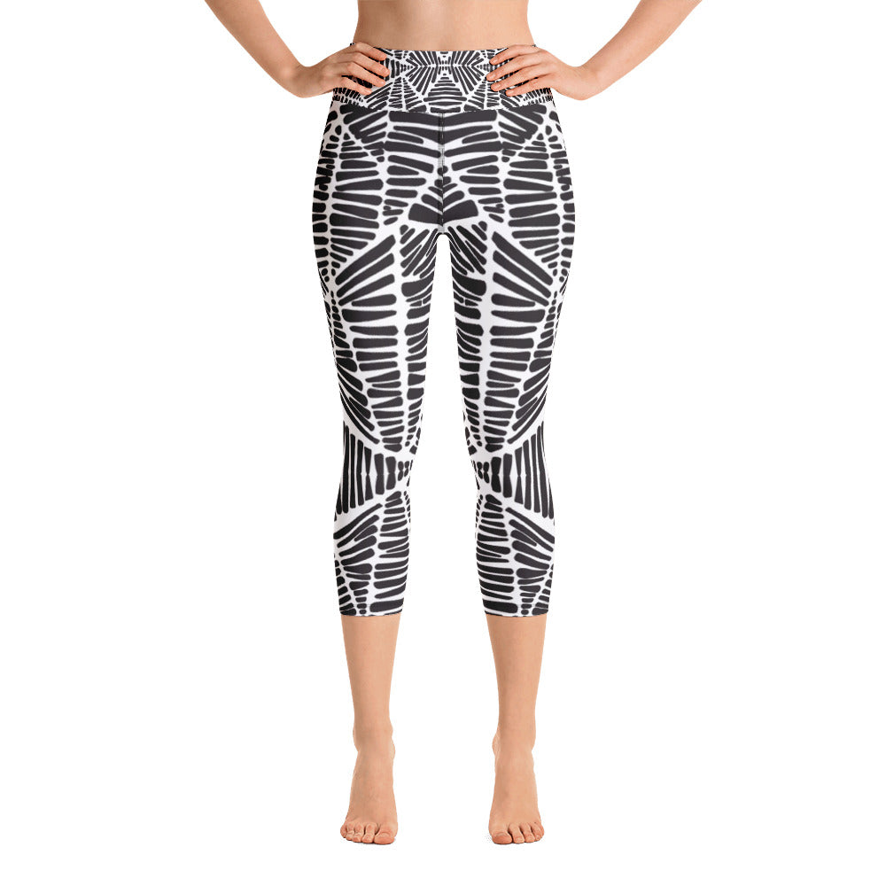 Pundamilia Capri Leggings