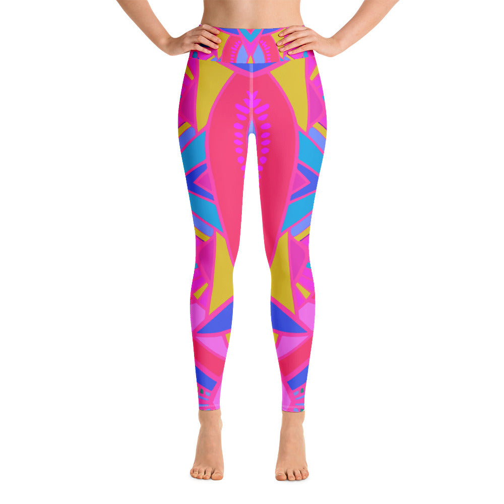 Pink Riot Leggings