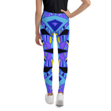 Wakanda for Now Youth Leggings