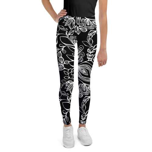 Jungle City Youth Leggings