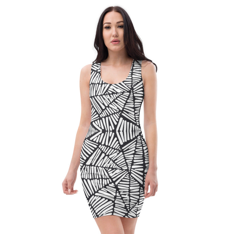 Pundamilia Body Con Dress