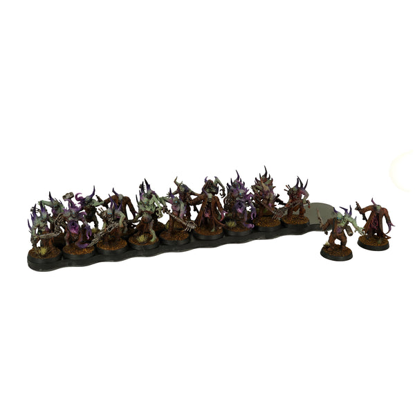 20-Man Cloud Ferro-Resin movement Tray