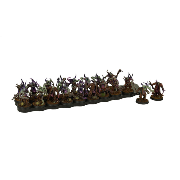 20-Man Straight Ferr-Resin movement Tray