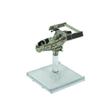 4x Medium Small Posable Magnetic Flight Stands Star Wars X-Wing