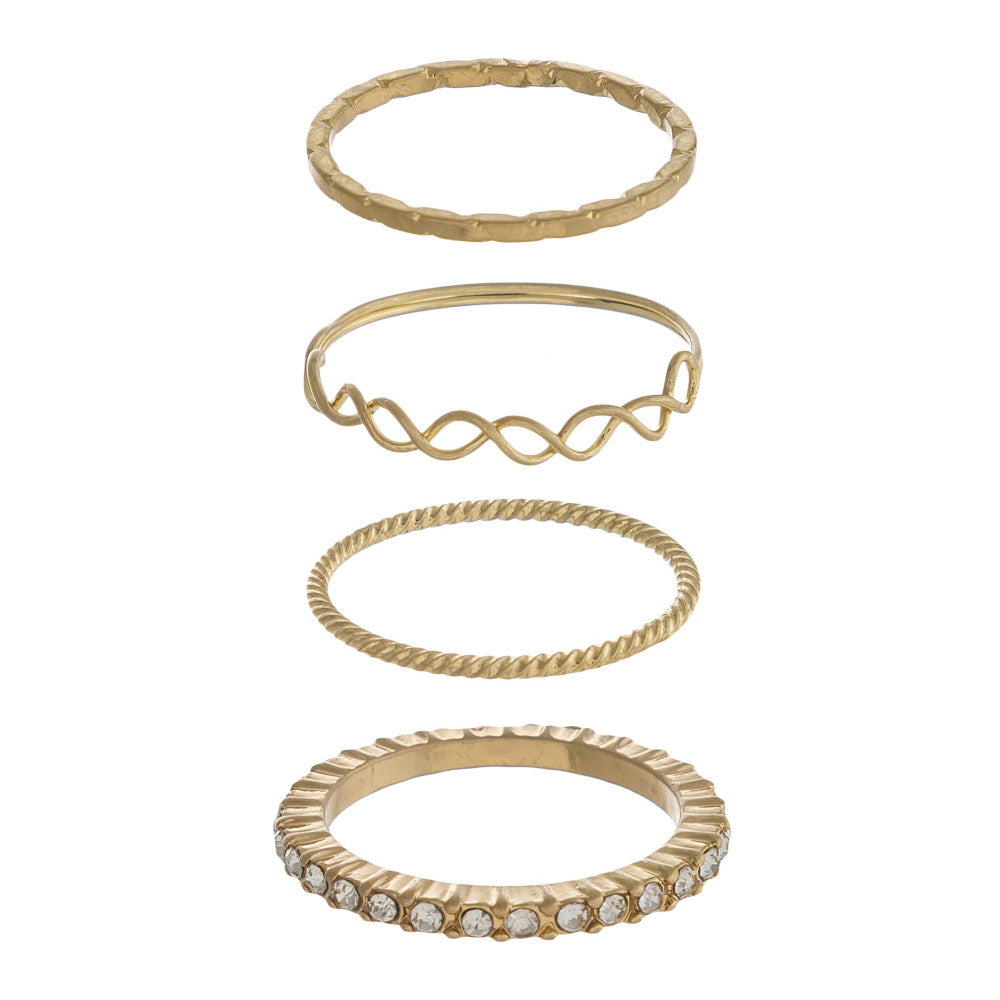 Stackable-Gold