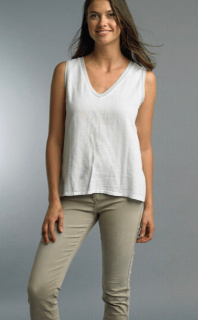 Tempo Paris-Tank White
