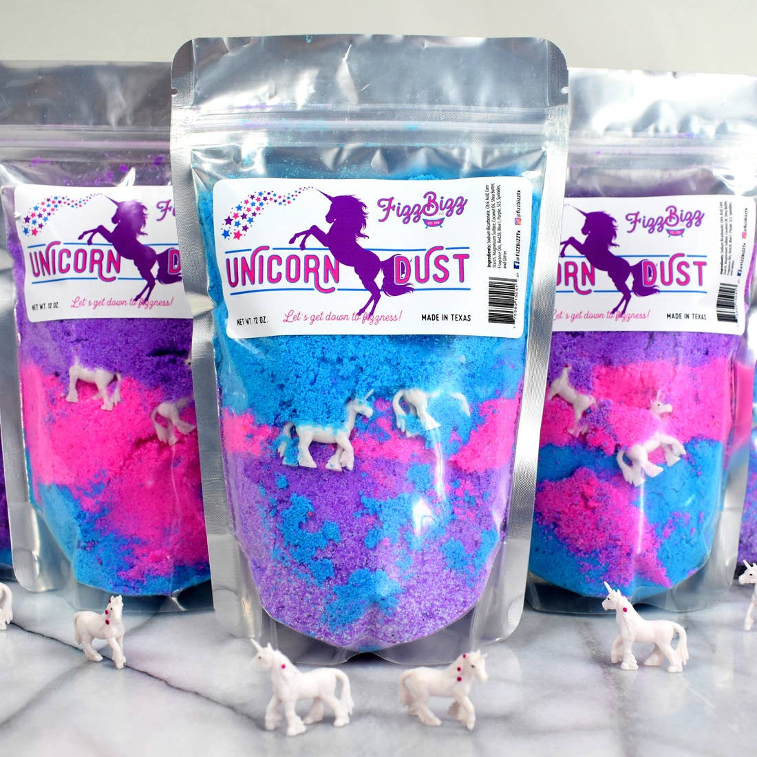 Unicorn Dust-Kids Bath Salt