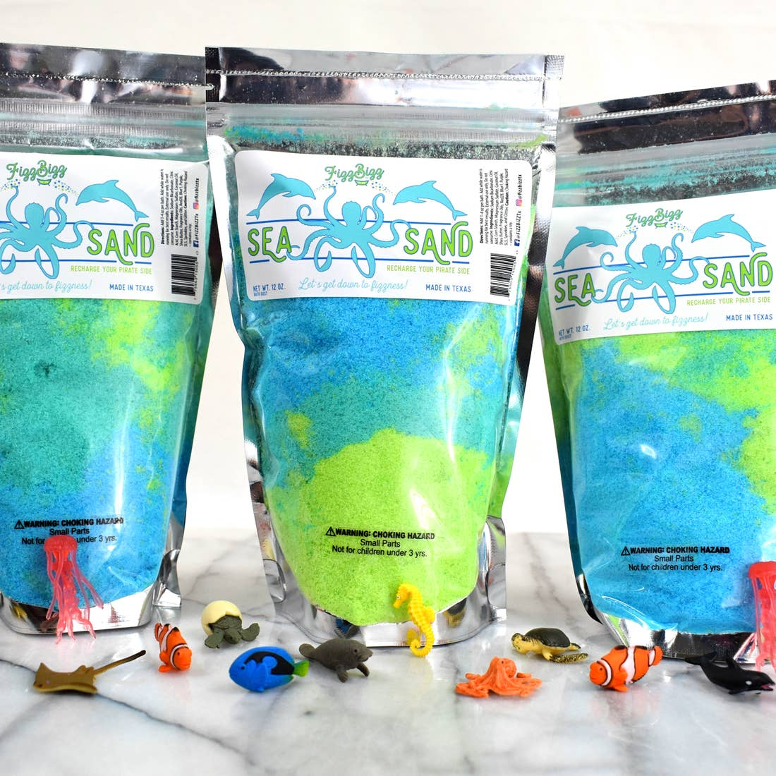 Sea Sand-Kids Bath Salts