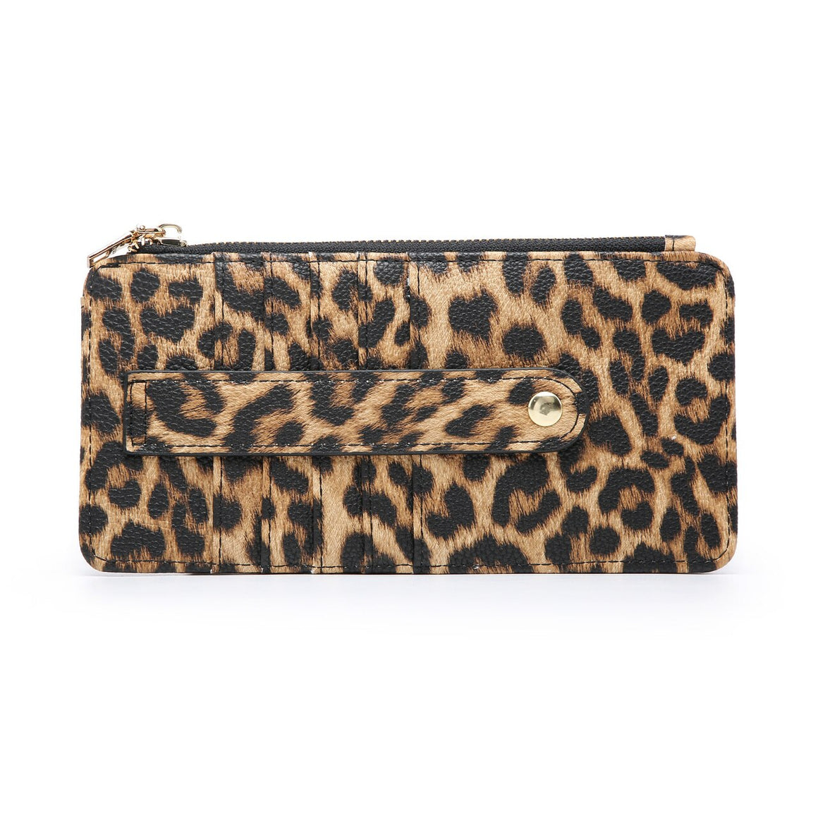 Saige Wallet Safari Collection-Cheetah