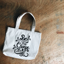 Be the Change Tote 2.0