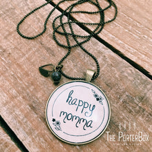 Happy Momma Necklace