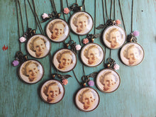 Heirloom Photo Necklace