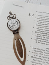 She Hides His Word in Her Heart Bookmark, Psalm 119:11