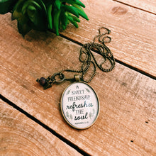 A Sweet Friendship Necklace