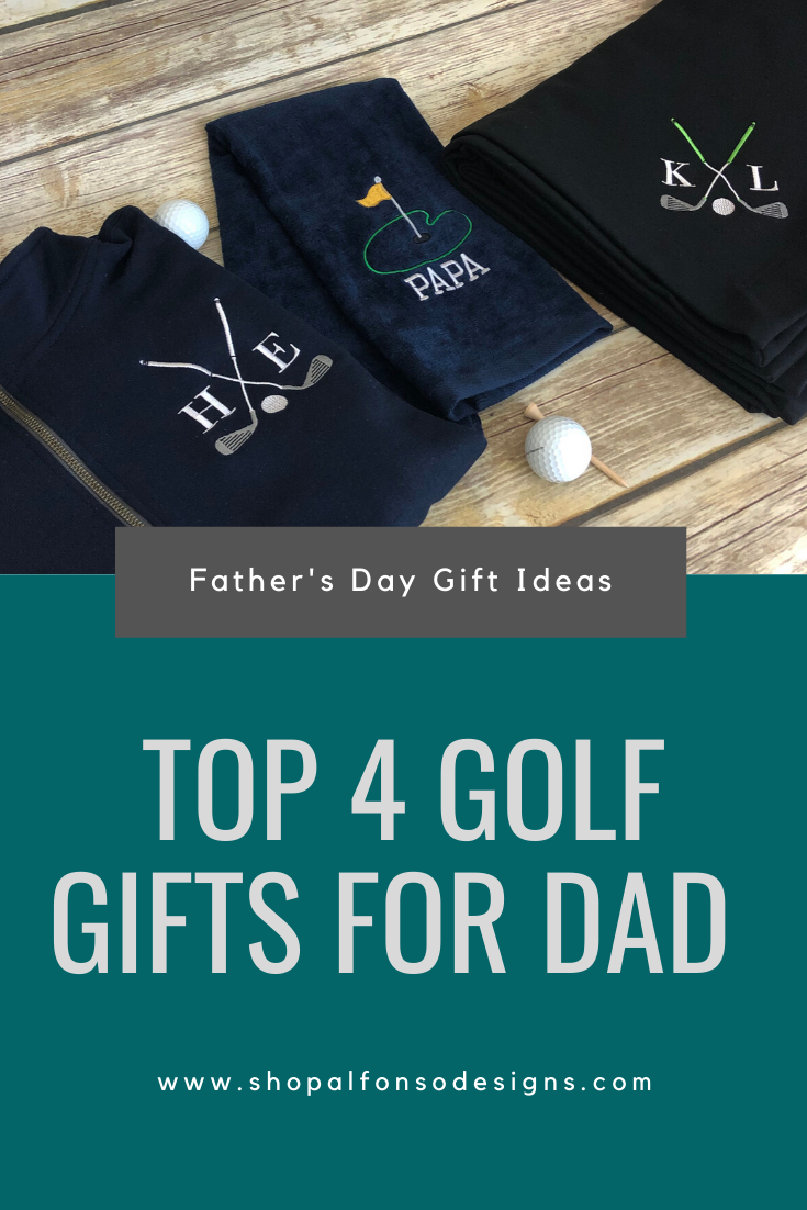Top 4 Golf Gift Ideas for Dad