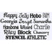 Personalized Stadium Blanket
