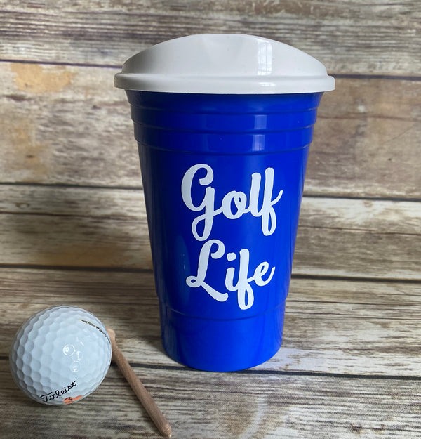 Golf Life Solo Cup