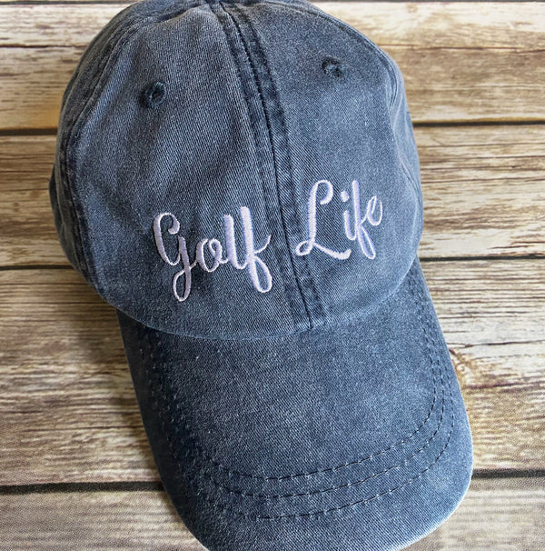 Golf Life Baseball Hat