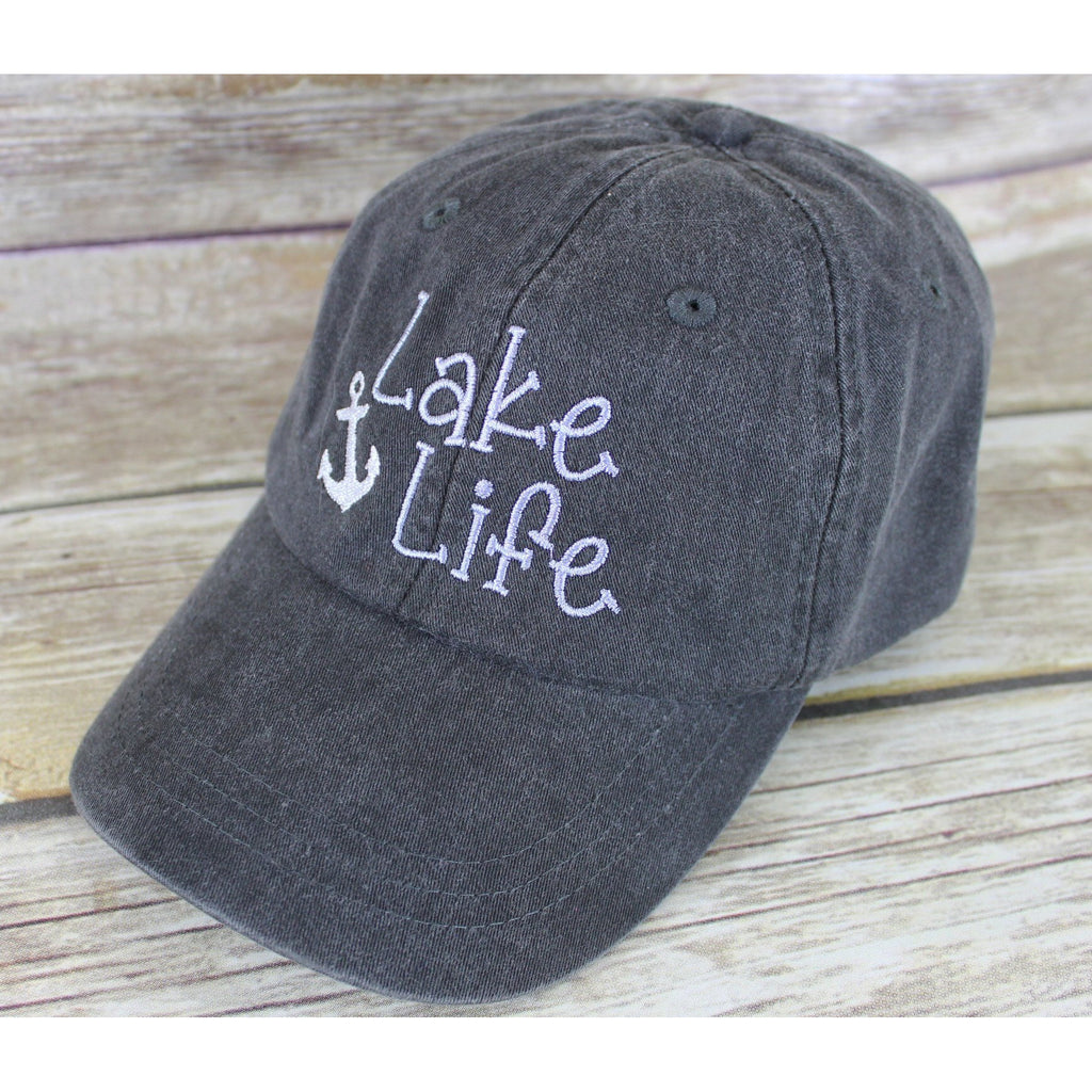 Lake Life Baseball Hat-AlfonsoDesigns