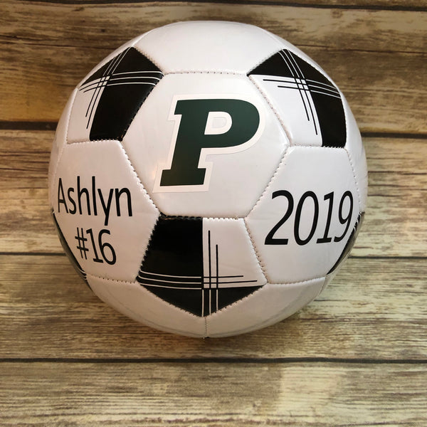 Personalized Soccer Ball-AlfonsoDesigns
