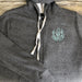 Monogrammed Sherpa Lined Fleece Jacket-AlfonsoDesigns