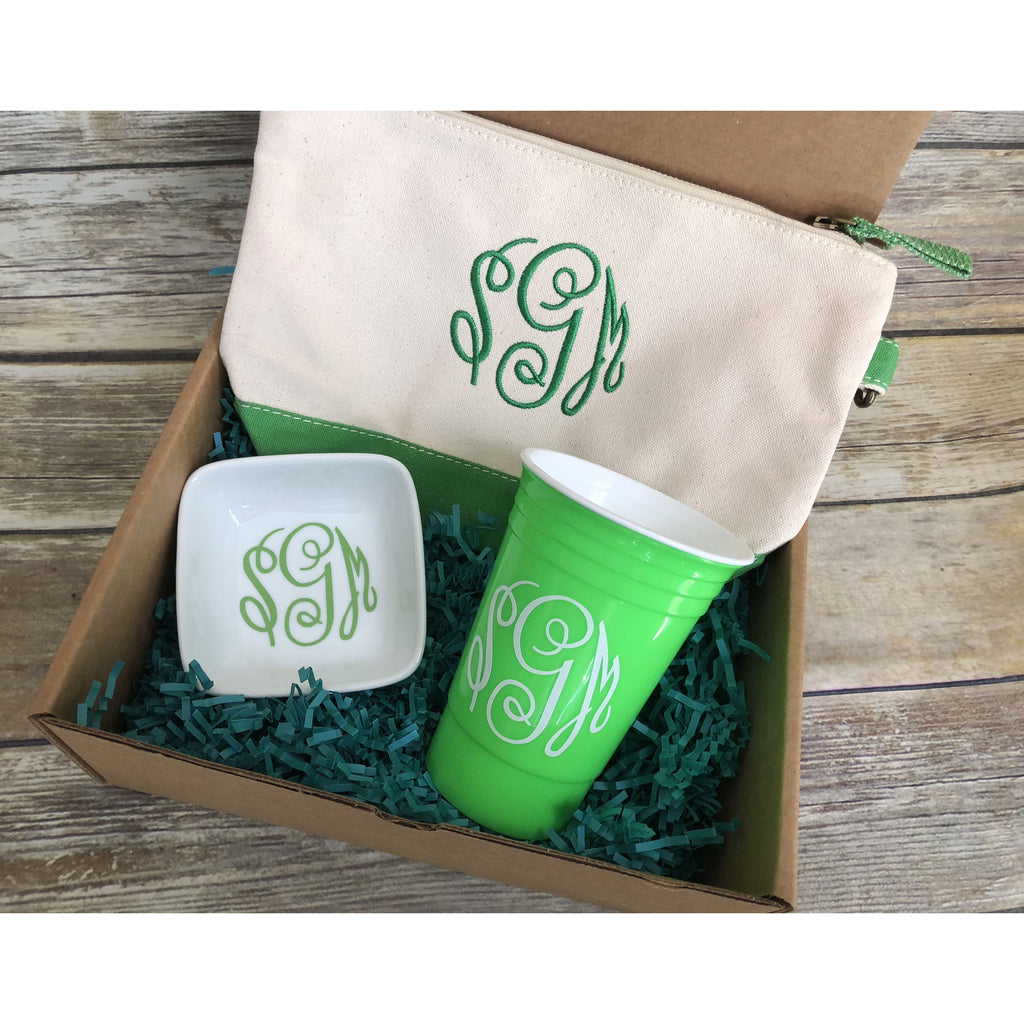 Personalized Accessories Gift Set-AlfonsoDesigns