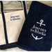 Personalized Boat Gift Set-AlfonsoDesigns