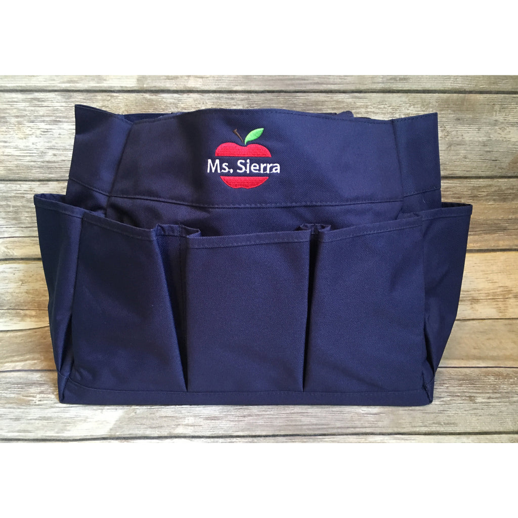 Personalized Teacher Carry All Tote-AlfonsoDesigns