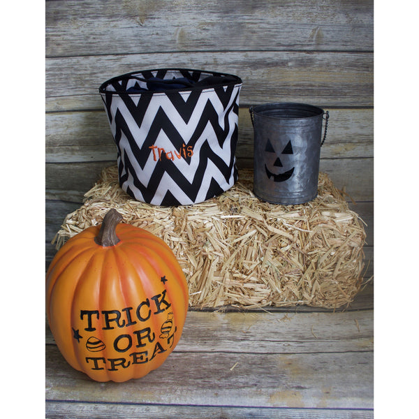 Personalized Trick or Treat Bag-AlfonsoDesigns