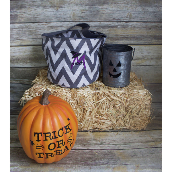 Witch's Hat Trick or Treat Bag-AlfonsoDesigns
