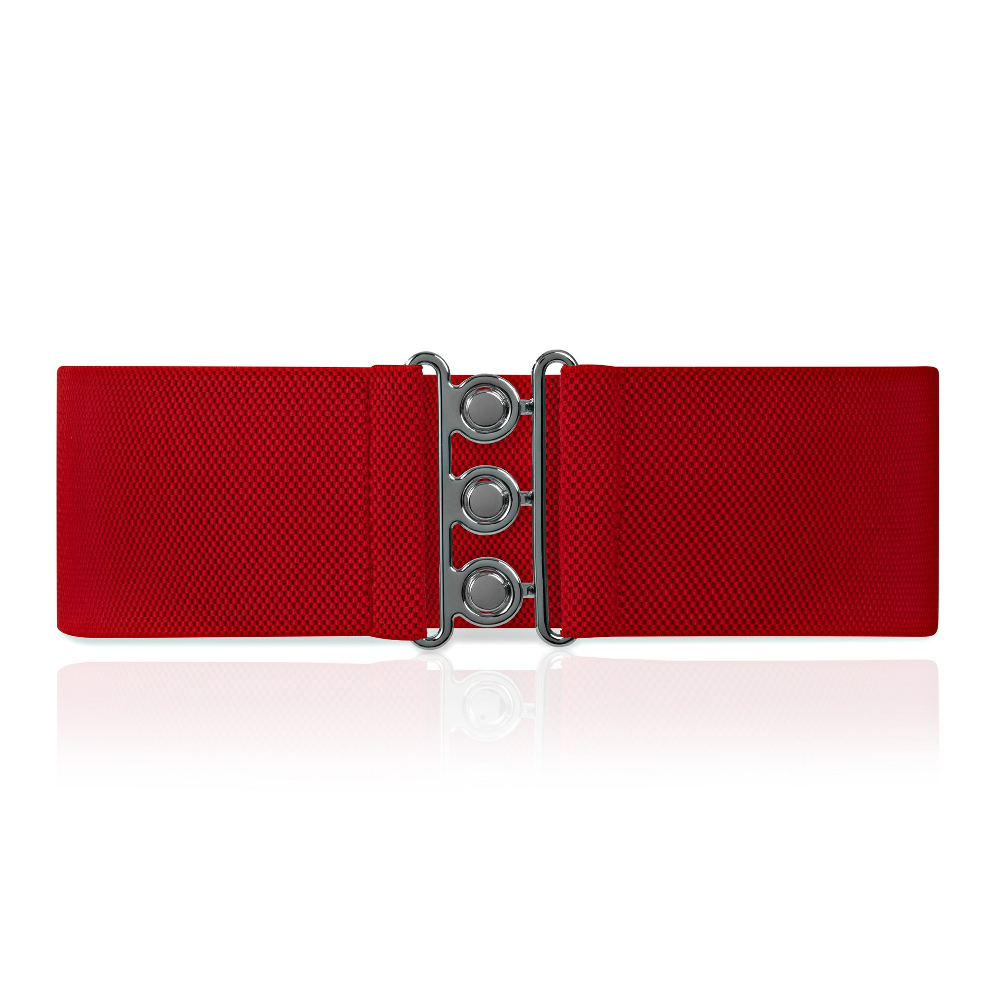50s Cinch Belt - Red