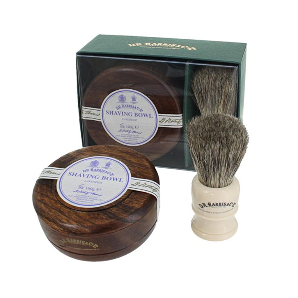 Hand Picked Shaving Sets