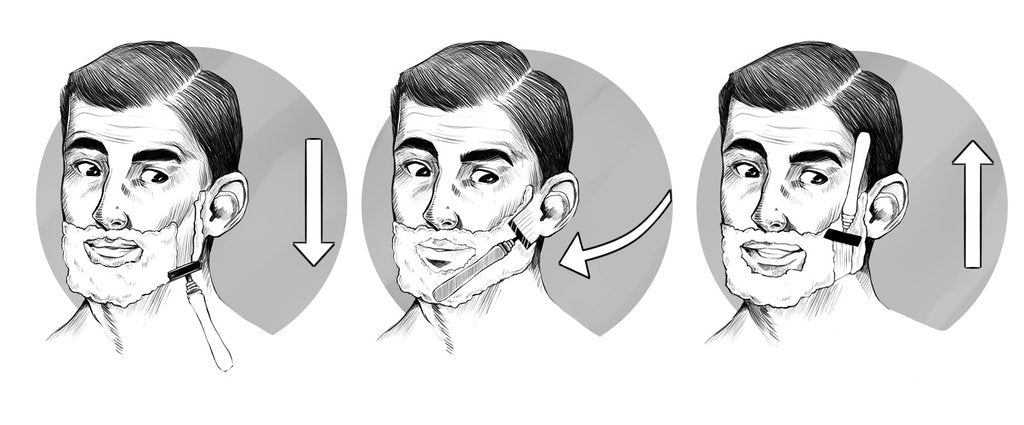 How to properly shave with a safety razor
