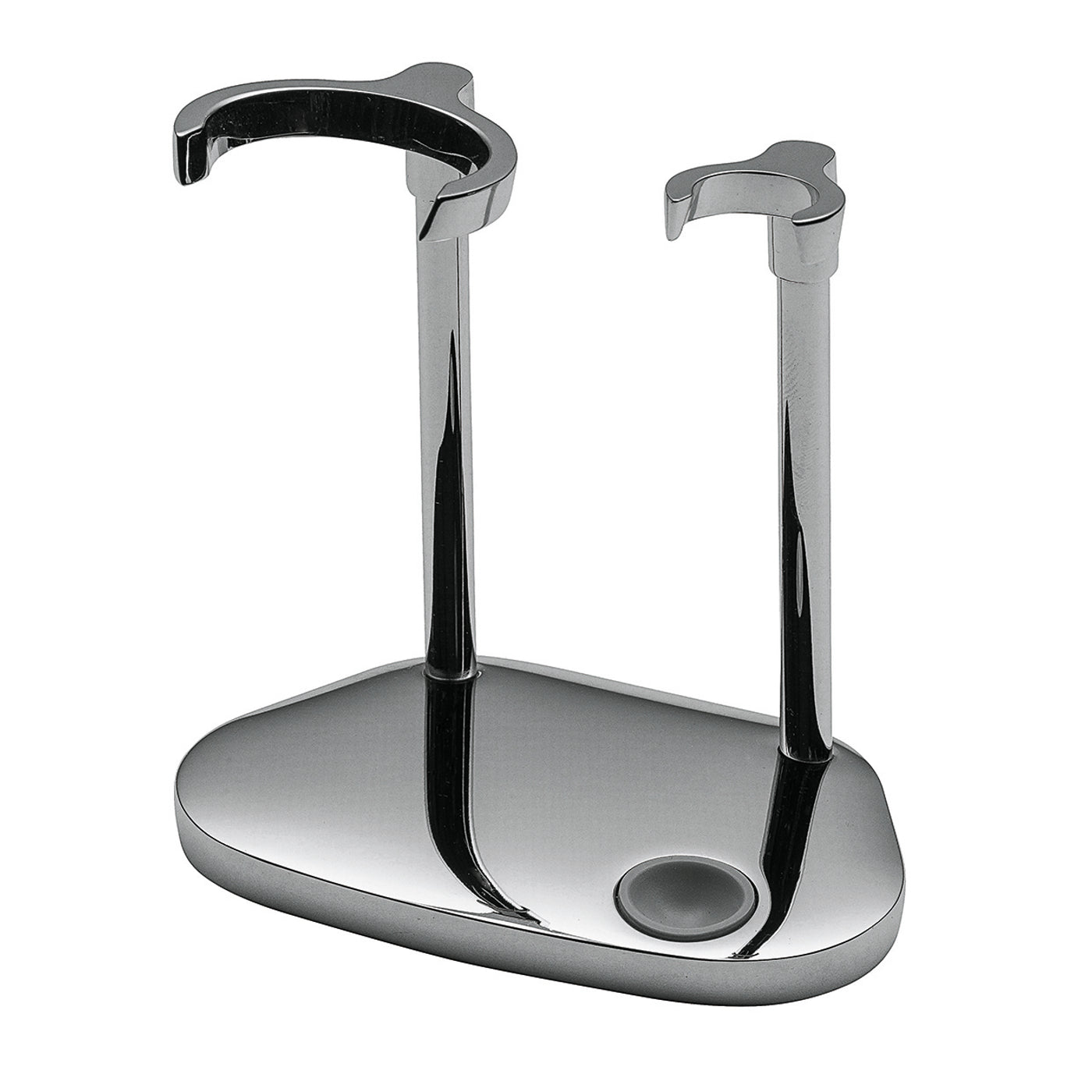 Boker Chrome Stand for Razor and Shaving Brush