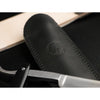 Boker Straight Black Leather Razor Sheath