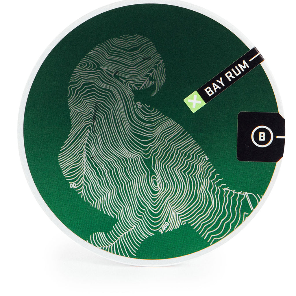 Barrister and Mann Bay Rum Shaving Soap