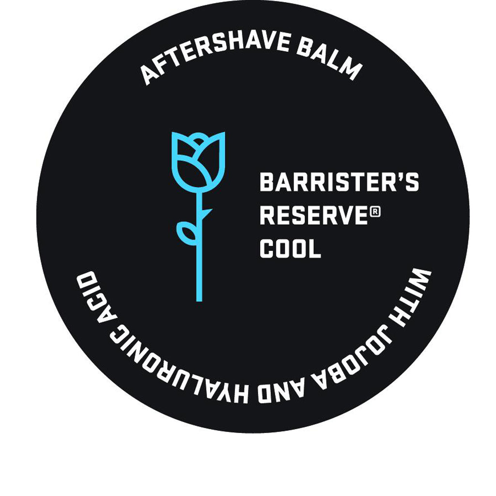 Barrister and Mann Reserve Cool Aftershave Balm