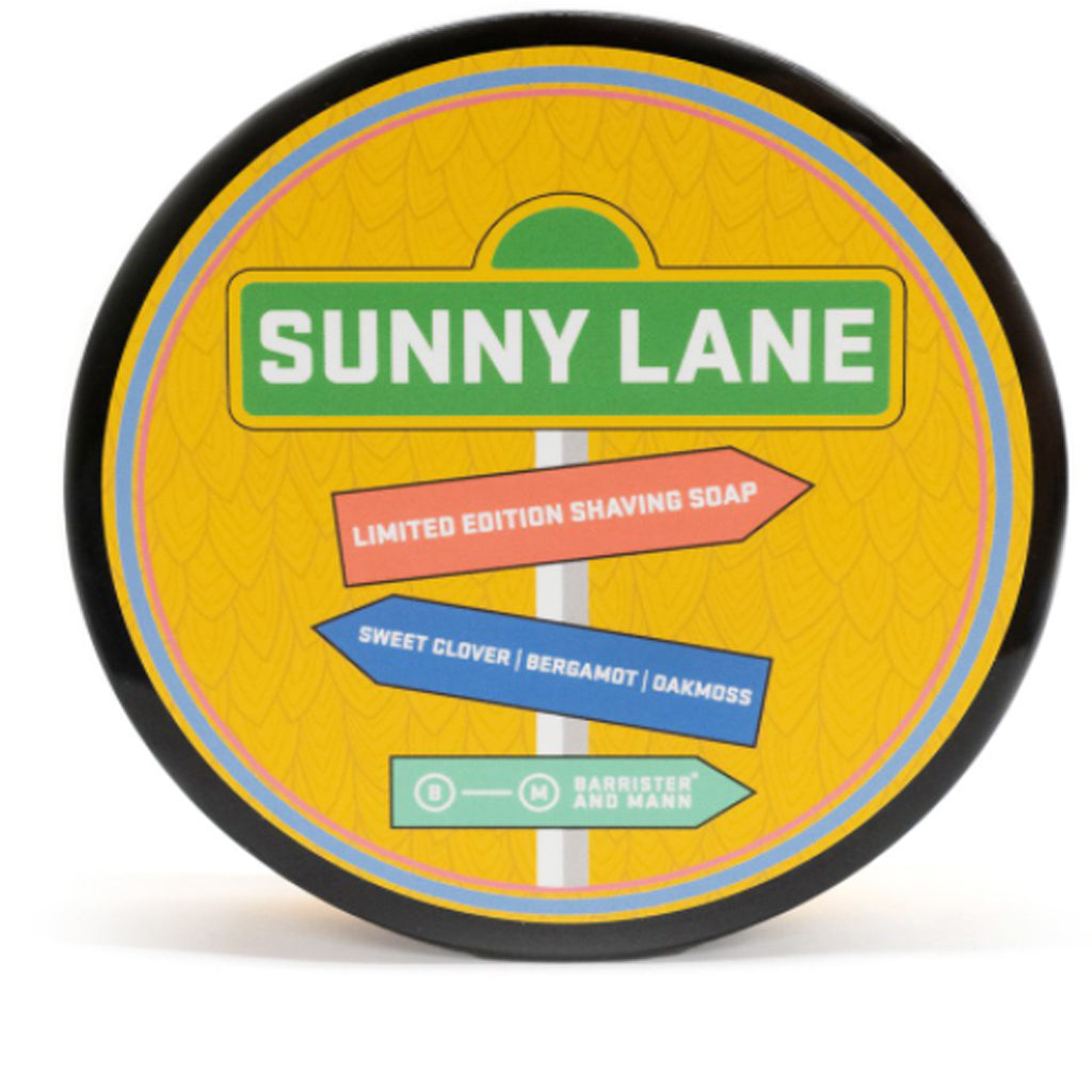 Barrister and Mann Sunny Lane Shaving Soap