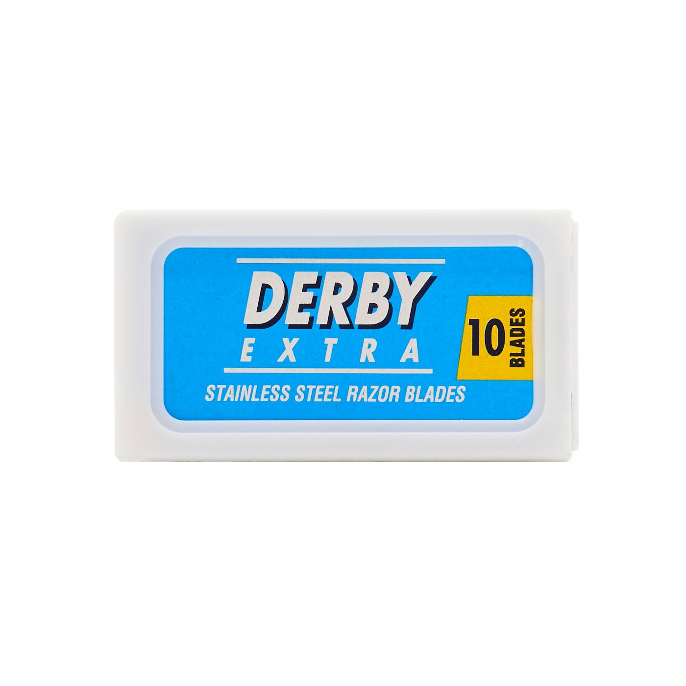 Derby Extra Double Edge Safety Razor Blade 10 Pack