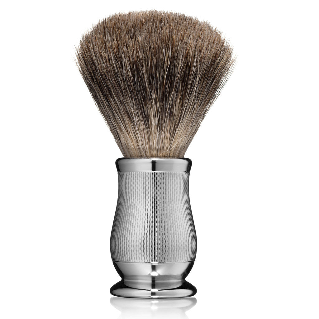 Edwin Jagger Chatsworth Barley Handle Best Badger Shaving Brush