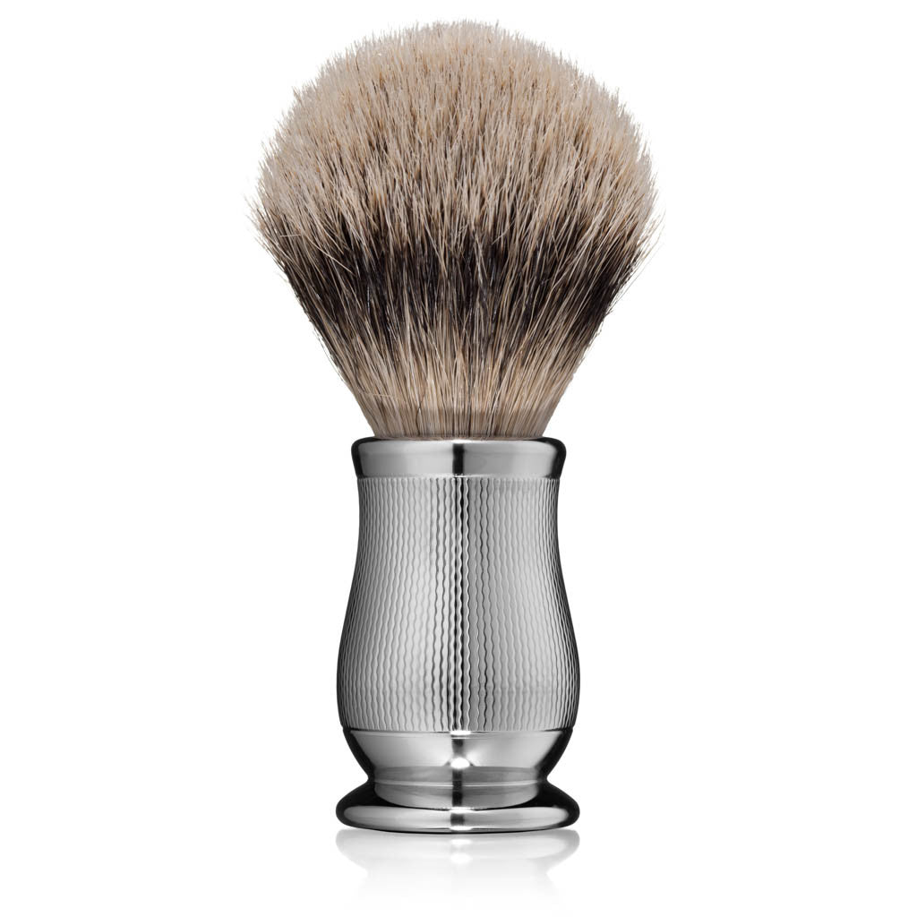 Edwin Jagger Chatsworth Barley Silvertip Badger Shaving Brush