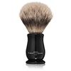 Edwin Jagger Chatsworth Imitation Ebony Silvertip Badger Shaving Brush