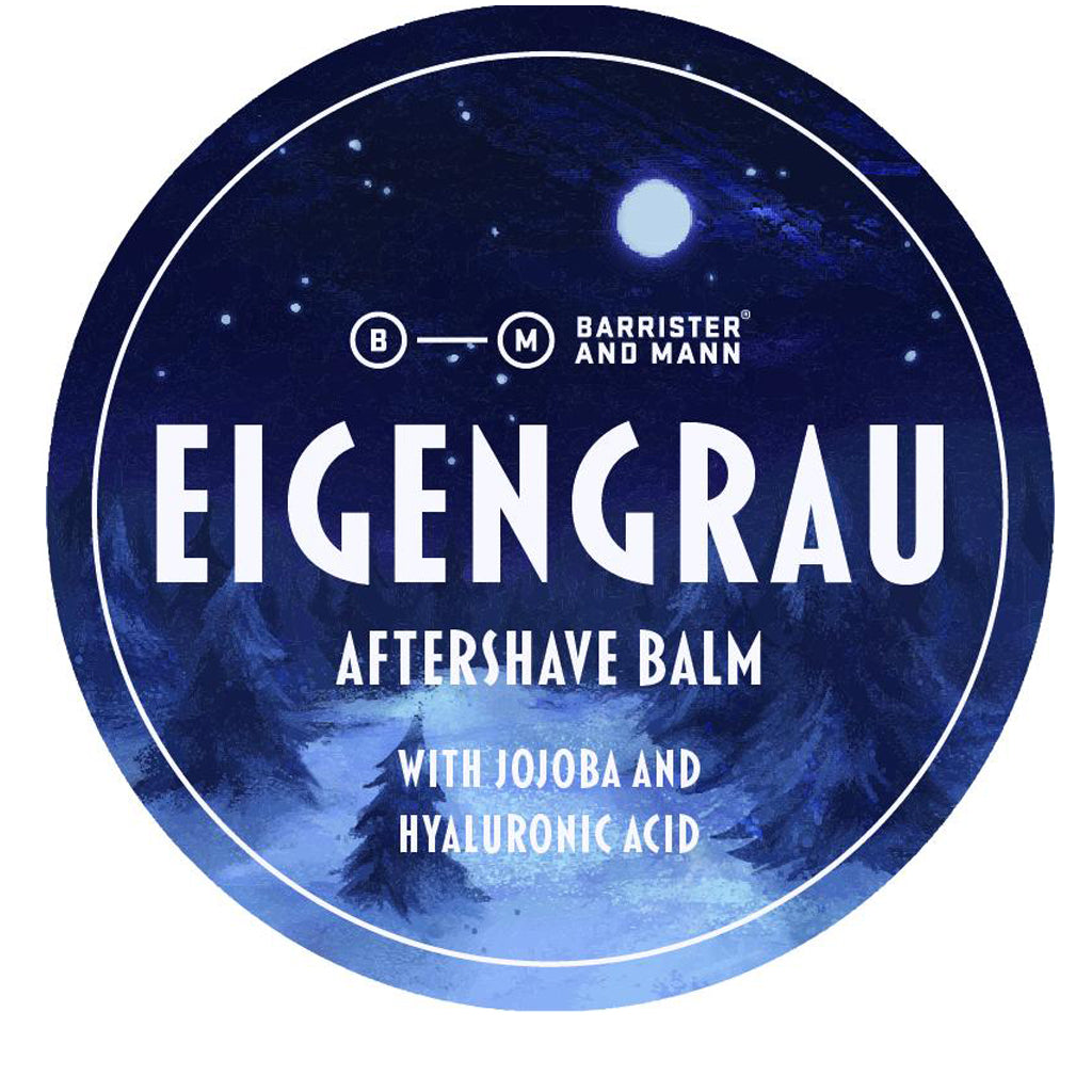 Barrister and Mann Eigengrau After Shave Balm