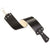 Ezra Arthur 2.5 Inch Black English Bridle Strop