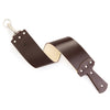 Ezra Arthur 2.5 Inch Brown English Bridle Strop